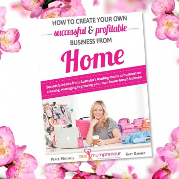 AusMumpreneur Network book design