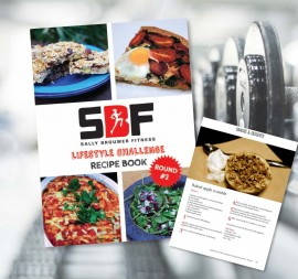 SBF Lifestyle Challenge Recipe Book #2