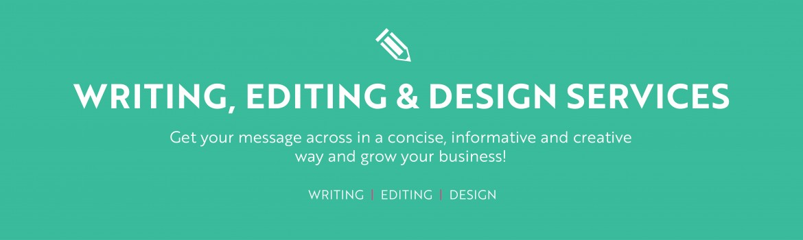 Take your writing and design to the next level