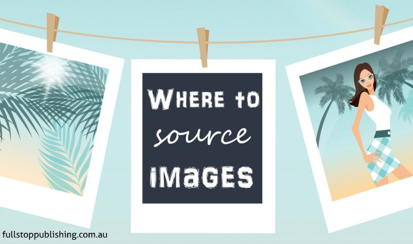 Where to source images