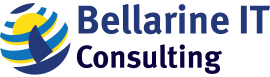 Bellarine IT Consulting logo design