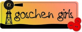 Goschen Girls logo design