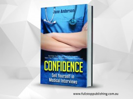 Book editing and design – Confidence