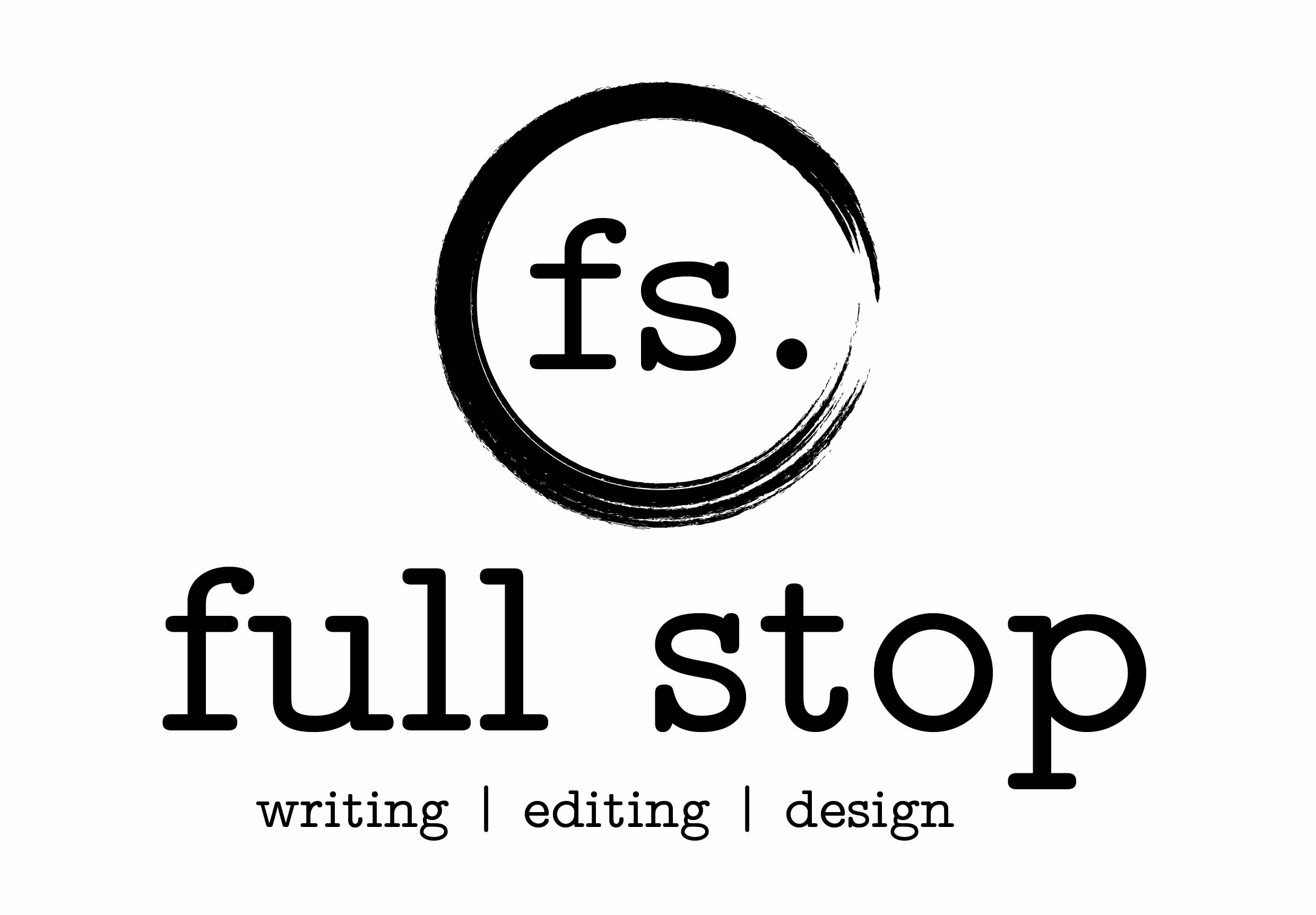 Full Stop Writing, Editing and Design