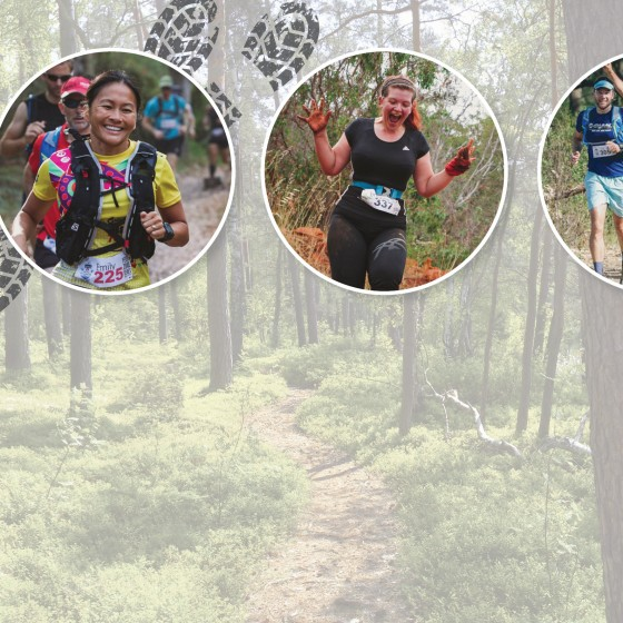 LinkedIn banner design – Perth Trail Series