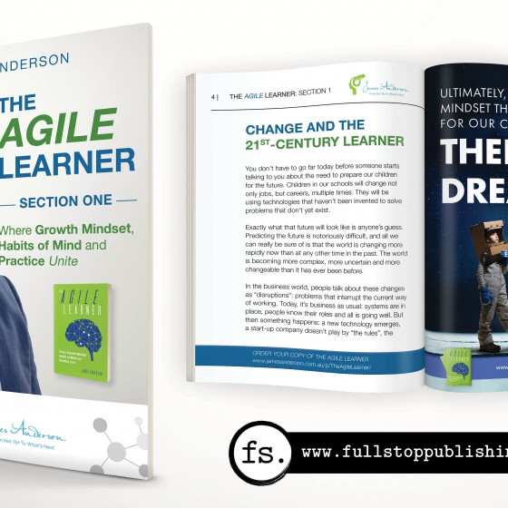 E-book design – The Agile Learner