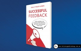 Book cover design: Successful Feedback