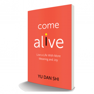 Come Alive – book editing and cover design