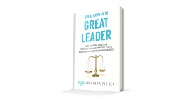 Great Lawyer to Great Leader – book editing and design