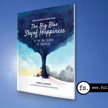 Book editing – The Big Blue Sky of Happiness