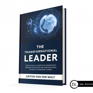 The Transformational Leader – book editing and design