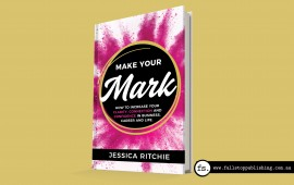 Book cover design – Jessica Ritchie