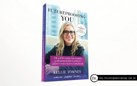 Futureproofing You book cover design