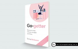 Go-getter book editing and design