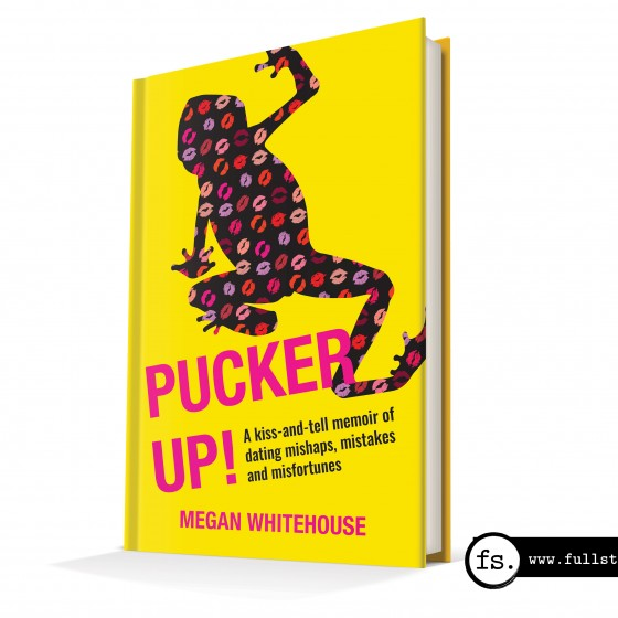 Book editing and design – Pucker Up!