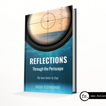Book editing and design – Reflections Through the Periscope